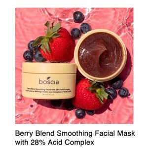 Boscia Berry Blend Smoothing Facial
